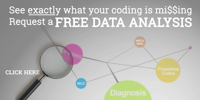 To demonstrate the power of eValuator, Streamline Health will perform a free analysis of your coding data.