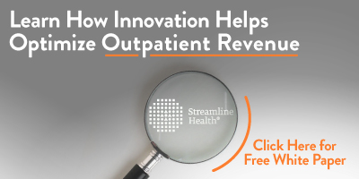Streamline Health Outpatient HIT solutions for revenue cycle optimization
