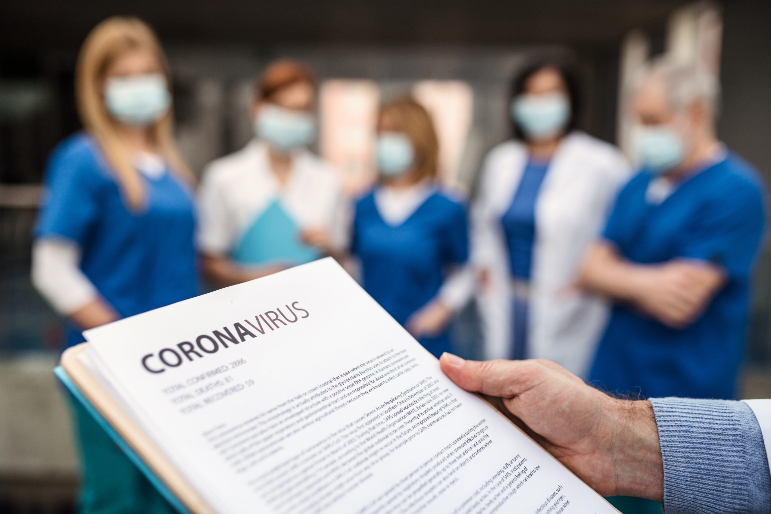 Minimize the COVID-19 Impact on Healthcare Financial Performance